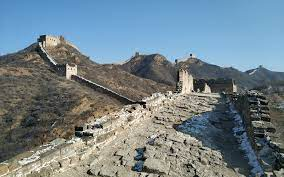 to build the great wall of china