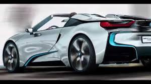 BMW i8 Hybrid Supercar || Launch By Sachin Tendulkar ...