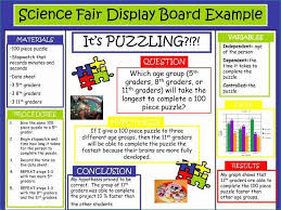 science fair display board templates science project display board template peacefulperfect
