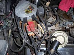 1981 engine wiring harness question corvetteforum chevrolet the aforementioned crane thing