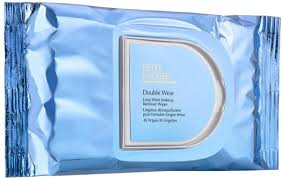 <b>Estée Lauder Double Wear</b> Long-Wear Makeup Remover Wipes ...