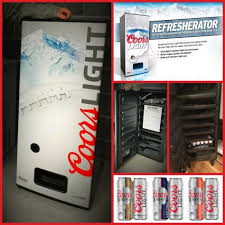 Coors Light Vending Machine Awesome Justin Cary Justincary48 On Pinterest