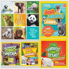national geographic kids books make perfect gifts