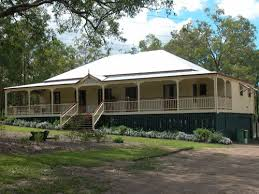 Carpentaria country homestead style home by Garth Chapman