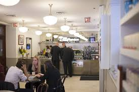 The intelligentsia coffee venue at n broadway is the company's flagship venue that first opened its doors in 1995, and retains the charm of an independent venue. Renovation Rebirth At Intelligentsia S Historic Monadnock Cafe
