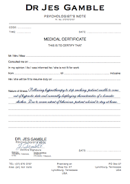 Fake Doctors Note South Africa Doctors Sick Note Template South Africa