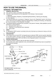 2005 TOYOTA SIENNA Service Repair Manual