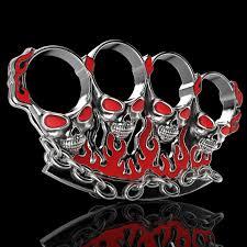 Gothic Skull Design Jewelry 3d Badass Gothic Skull Ring Pair Design Model 3d Print Model