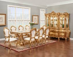 Beautiful Victorian Dining Table Set Also Room Furniture