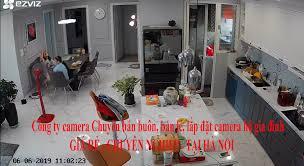 Lắp đặt camera giám sát gia đình giá rẻ tại hà nội - CÔNG TY TNHH TM & DV  MINH TÂN