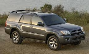 2008 Toyota 4Runner - Information and photos - ZombieDrive