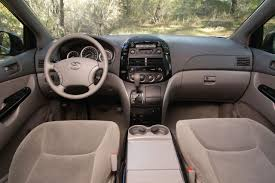2005 Toyota Sienna - Information and photos - MOMENTcar
