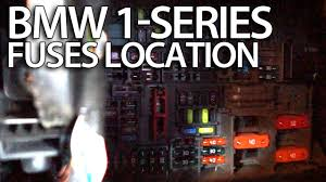 128i fuse box location wiring diagram essig where are fuses in bmw 1 series e81 e82 e87 e88 fusebox location 2012 hundai tucson fuse box location 128i fuse box location