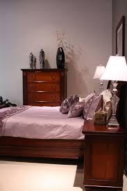 Mahogany Bedroom Suite Chelmsford Mahogany 4 Piece Tallboy Bedroom Suite