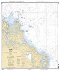 Historical Nautical Chart 13269 04 2011 Cohasset Scituate Harbor