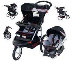 jogging stroller combo jogging stroller car seat combo baby trend walking run travel system carriage best jogger stroller combo