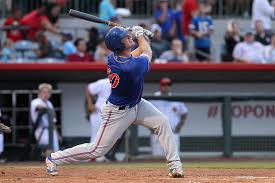 Who Is Mets 1b Prospect Peter Alonso Lwosports
