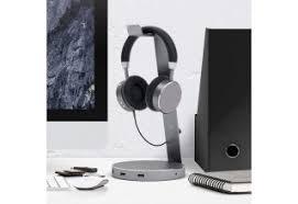 <b>Подставка Satechi</b> Aluminium USB 3.0 Headphone Stand для ...