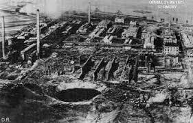 「Explosion des Oppauer Stickstoffwerkes」の画像検索結果