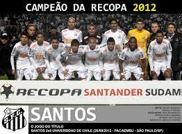 Edição dos Campeões: Santos Campeão da Recopa Sul-Americana 2012