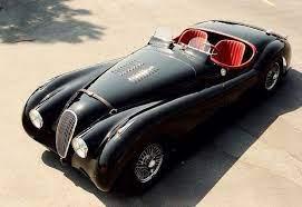 Love The Classic Car Red Leather Perfet In A Black Car 1949 Jaguar Classic Jaguarclassiccars Jaguar Roadster Best Classic Cars Jaguar Car
