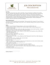 Sample Resume For Housekeeping Sample Resume For Housekeeping Mayotteoccasionsco 24