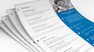 Expert Resume Free Modern And Clean Resume For Professional