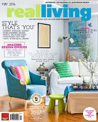 Small Picture Real Living Philippines Magazine May 2016 SCOOP