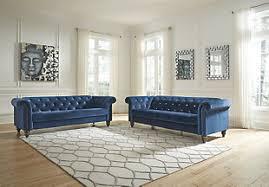 living room furniture sets. Large Malchin Sofa And Loveseat Set, , Rollover Living Room Furniture Sets M