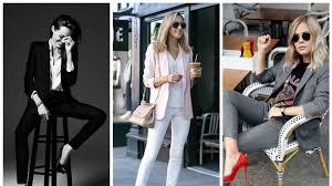 Чем отличаются пиджак, жакет и блейзер: как носить