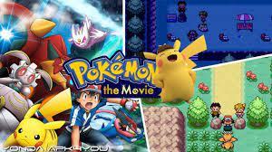 New Pokemon Game! Pokemon The Movie - Gameplay - YouTube
