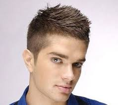 účesy Pro Muže Krátké Vlasy