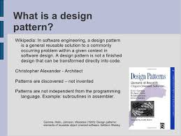 Python Design Patterns Gorgeous Patterns In Python