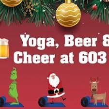 detox and retox brewery yoga