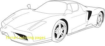 Trendy Design Ideas Coloring Pages Ferrari Weird Pleasing Awesome