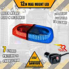 240 Led Emergency Light 240 Led Rooftop Light Bar Emergency Flashing Construction Police Light First Responder Warning Light Bar 10ft Dual Rapid Switch Red Blue