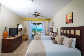 New York Hotels With 2 Bedroom Suites Two Bedroom Suite Villa Del Palmar Cancun