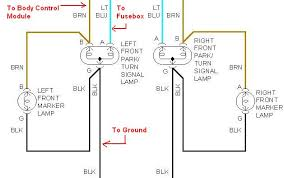 my turn signal light socket is burned out and it has some screwy 3 Wire Turn Signal Diagram i have marked the 3 wires that you need to connect to for the new socket to work properly just let me know if you need any further assistance Simple Turn Signal Diagram