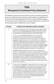 Sle Compliance Manual Template 9 Free Documents In ~ Compliance ...