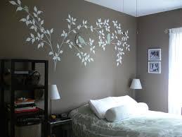 bedroom wall painting designs. Interesting Painting Bedroom Wall Painting Designs Home Interior Design Ideas Inside