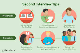 Tips For Interview Tips For Acing A Second Interview