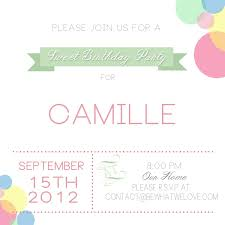 birthday invitations email birthday invites invite card ideas email birthday invitations