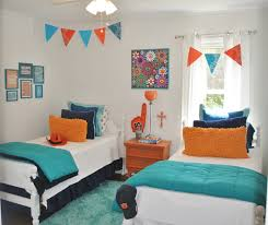 simple kids bedroom. Exellent Kids Blue And Green Kids Bedroom Ideas With Interior Simple When Decorating Girl  Boy Combine Throughout