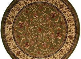 8 foot rug 8 foot round area rug rugs new large huge traditional border sage green