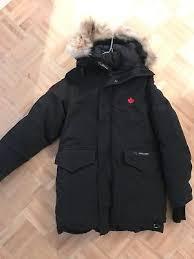 ... canada goose heli arctic parka black 8502 mens