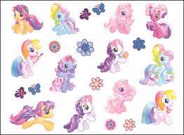 My Little Pony Stickers Trends 058263 Rainbow Resource