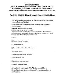 College Acceptance Letters Beauteous Apprenticeshiponlineapplicationchecklisteditede48jpg