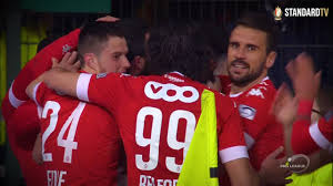 Standard - Zulte Waregem : 4-1 - YouTube