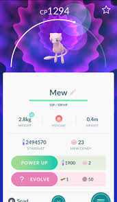 Should I Evolve This Mew To Mewtwo Or Wait For A Better One