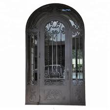 Modern residential front doors Wooden House Double Entry Wrought Iron And Glass Doors Modern Residential Entry Doors Catfigurines House Double Entry Wrought Iron And Glass Doors Modern Residential